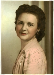 Picture of Betty Stevens, 1944